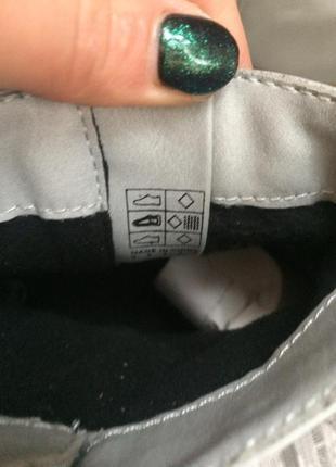 Крутые ботинки 37,38,39,40 р esmara4