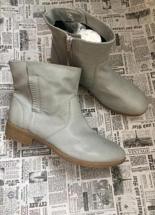Крутые ботинки 37,38,39,40 р esmara5