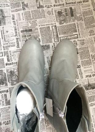 Крутые ботинки 37,38,39,40 р esmara2