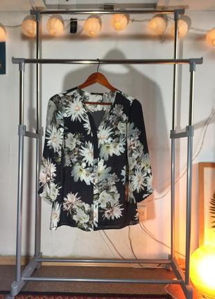 Летняя рубашка mohito1