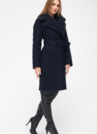 Новое зимнее качеств. пальто с сайта grand trend,мой пролет,46 р2