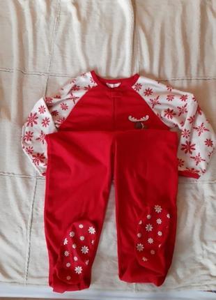 Новогодняя пижама secret кигуруми с сапожками раз.l-xl3