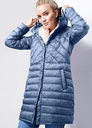 Стеганое женское пальто от тсм р. 36, германия1