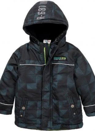 Зимняя термо куртка topolino