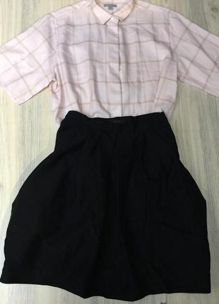 Cos блуза коттон р.m2