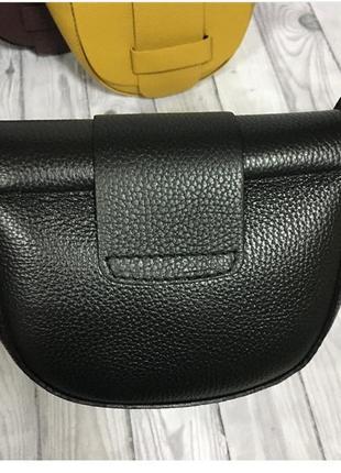 Итальянская кожаная сумочка2