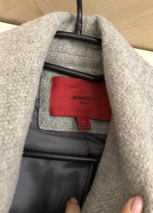 Пальто mango3