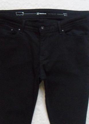 Стильные черные джинсы скинни  levis, 16 размер.3