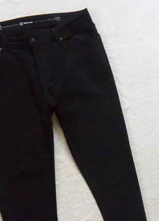 Стильные черные джинсы скинни  levis, 16 размер.4