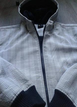 Красивая термо куртка на флисе.2