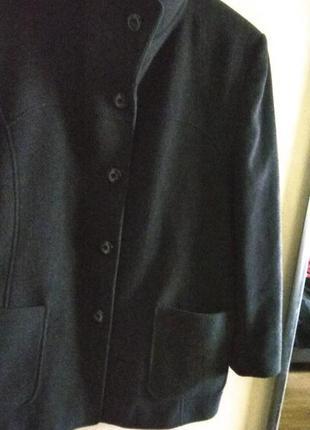 Пальто шерсть-кашемир2