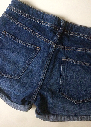 Шорти denim low waist by h&m,p.eur 38-404