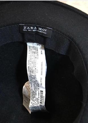 Шляпа zara3