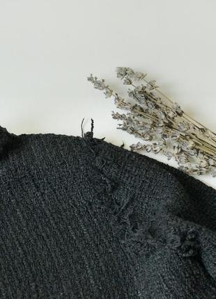 Твидовая кофточка, свитер от zara