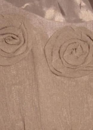 Красивое шелковое платье 100% шелк boden /размер м3