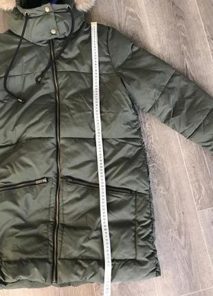 Парка -куртка нова3