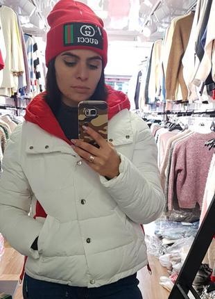 Пуховик-куртка1