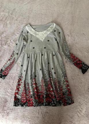 Платье туника1