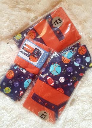 Набор пижамок, 2 комплекта
