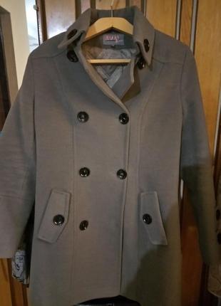 Женское пальто утепленное1