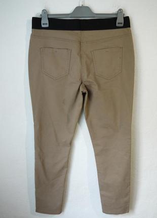 Стрейчевые брюки джегинсы3