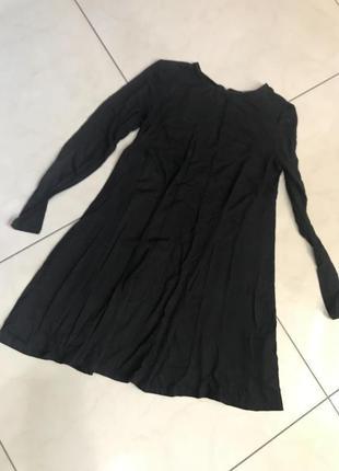 Свободное платье с длинными рукавами asos petite3