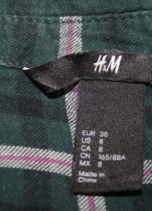 Отличная рубашка h&m5