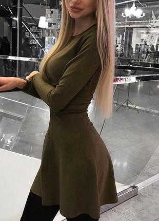 Дизайнерское платье4