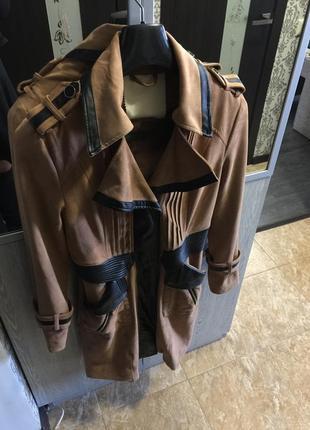 Плащ-пальто лучшего качества4
