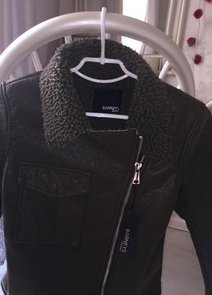 Стильна курточка barneys originals2