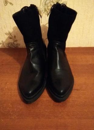 Удобные ботинки2