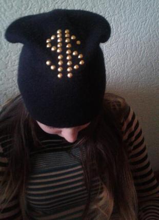 Теплая шапка1