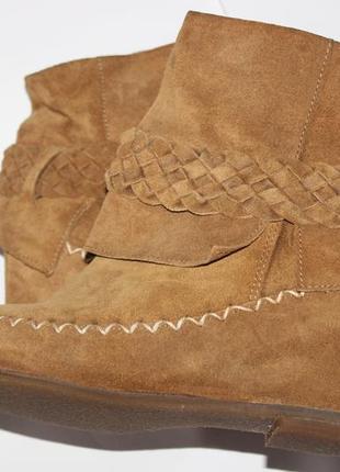 Via женские ботинки р. 39 ecco clarks4