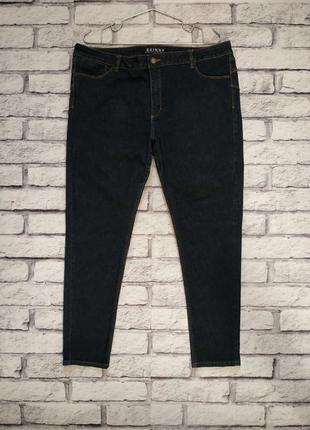 Плотные джинсы с высокой посадкой от m&s 20р1