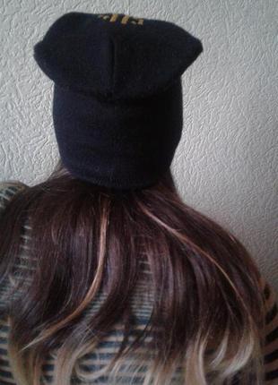 Теплая шапка3
