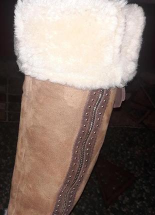 Зимние сапоги.2