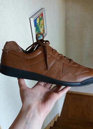P.39 hotter (оригинал) кожаные кроссовки в идеале.1
