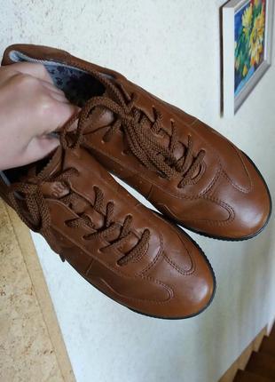 P.39 hotter (оригинал) кожаные кроссовки в идеале.3