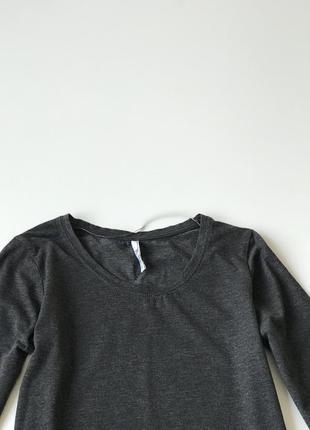 Базовый джемпер, тоненький свитер4