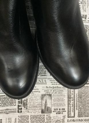 Классные полусапоги ботинки topway 40 р4