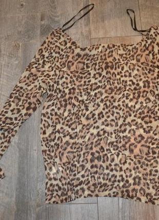 Тигhовая блузка (m/l)1