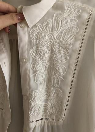 Шифоновая блуза2
