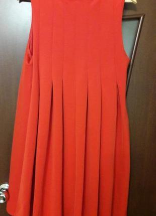 Яркое платье h&m2