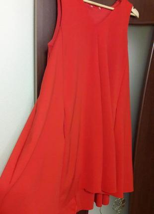 Яркое платье h&m3