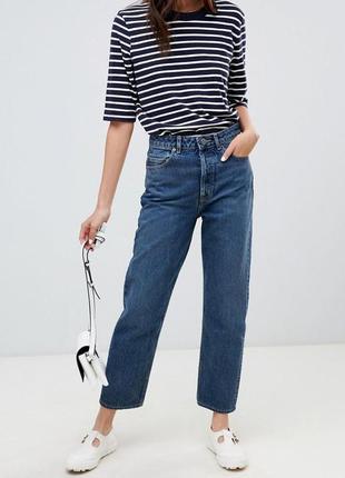 Укороченные джинсы asos,р-р w36,l 301