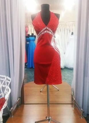 Распродажа вечерних платьев1