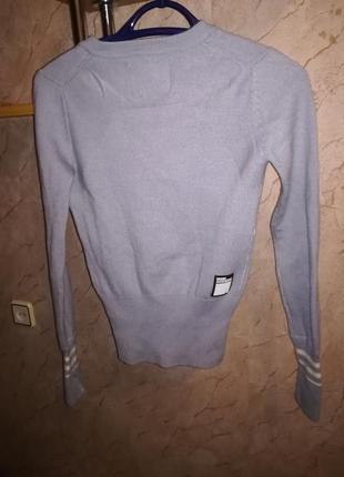Шерстяной джемпер с карманами g-star3