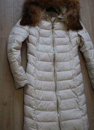 Зимнее пальто пуховик ikaus 48 р, торг2