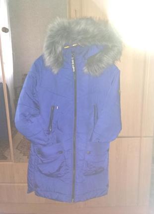 Зимний пуховик1