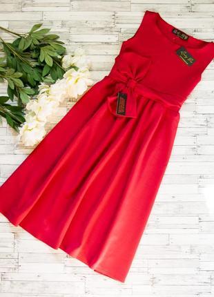 Яркое красивое платье lindy bop1